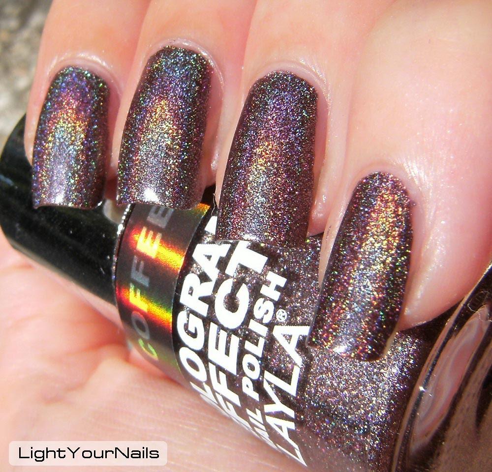 Layla Hologram Effect n. 16 Coffee Love