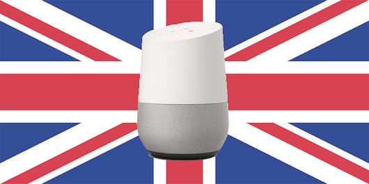 Google Home and Wifi will launch in the UK on April 6 for £129 each