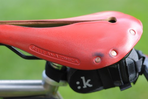 Selle An-Atomica After 400 Miles