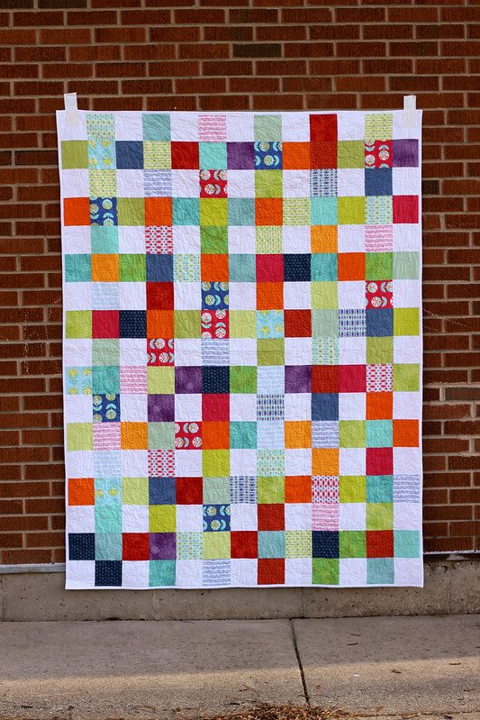 Check Color Me Retro Quilt
