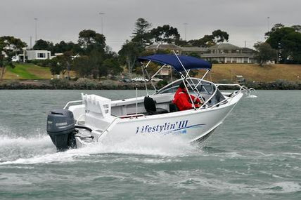 Formosa Sea Rod 520 Deluxe Runabout: Fishing Boat Review
