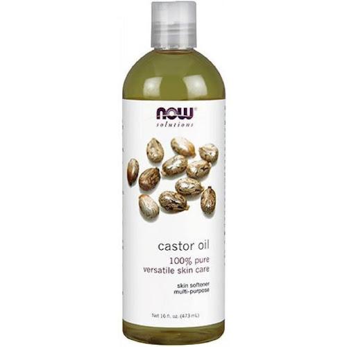 Now Foods Castor Oil - 16 fl oz bottle