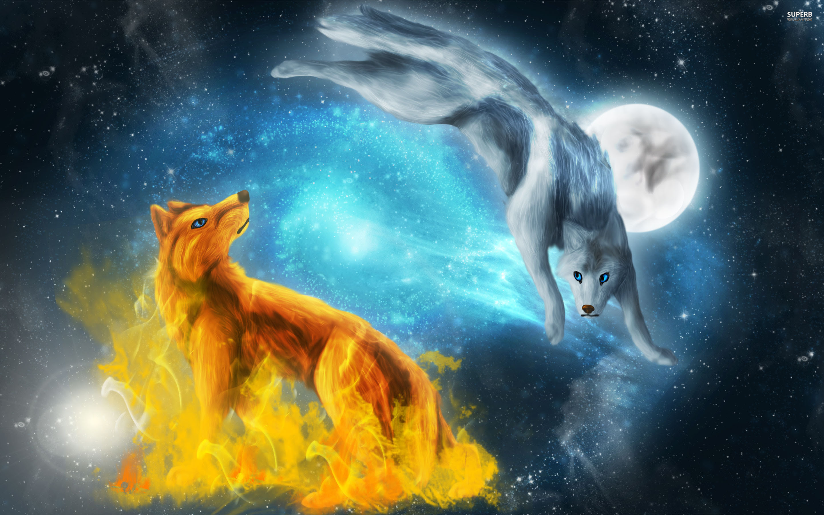 Cool Wallpaper Cool Wolf Pics Pictures