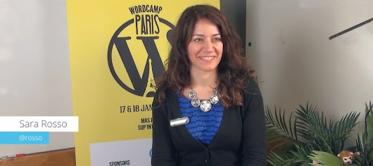 Interview with Sara Rosso @ WordCamp Paris 2014 »  MarketPress