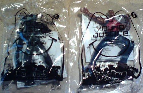 Manta and Kaldur in Bag