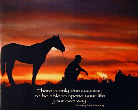 Cowboy Campfire by Robert Dawson. Leanin' Tree poster