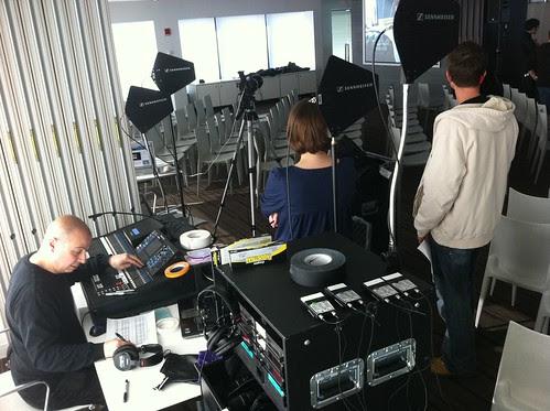 #TVnext AV Setup