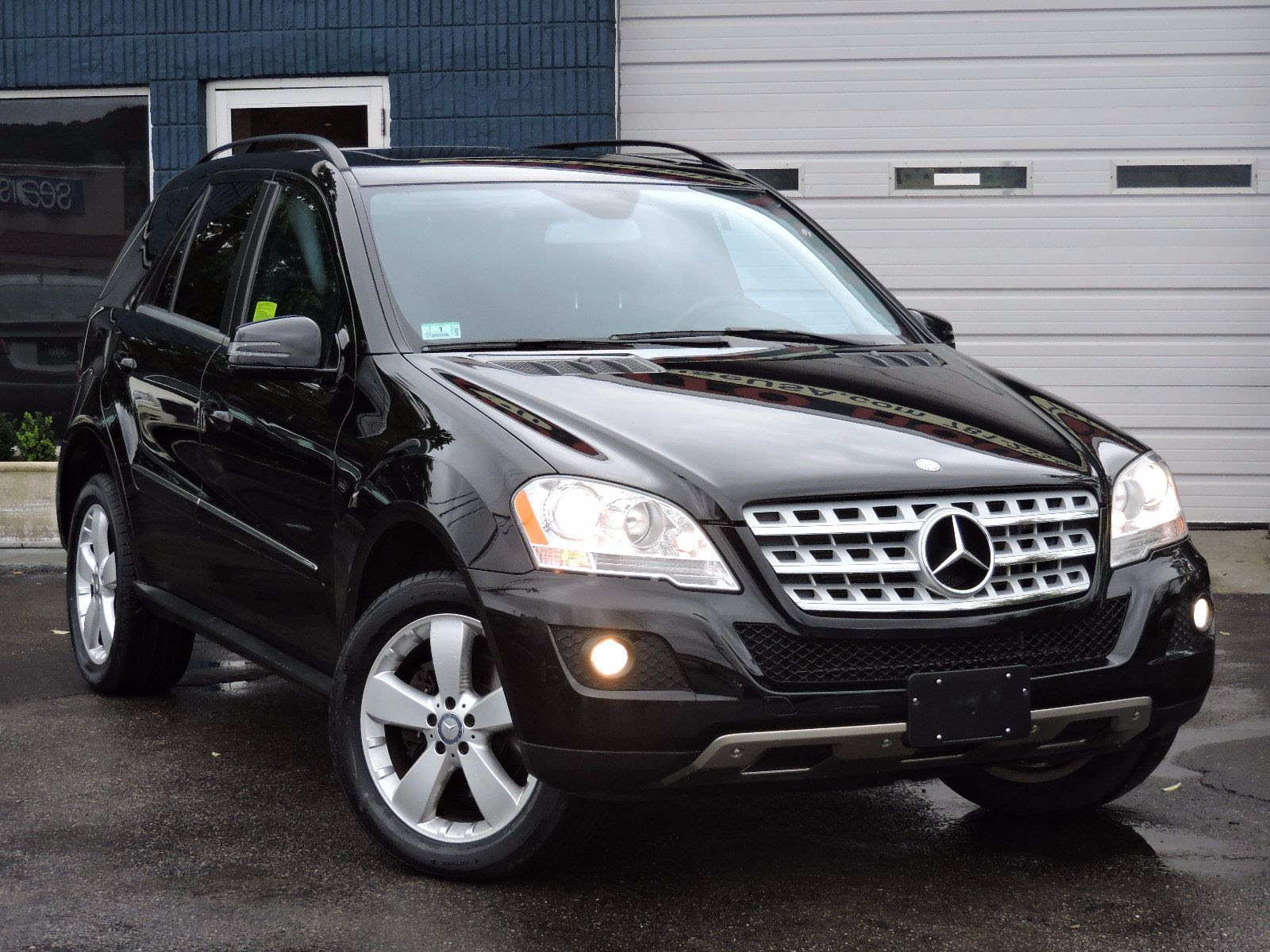 Used 2011 Mercedes-Benz ML 350 ML 350 at Auto House USA Saugus