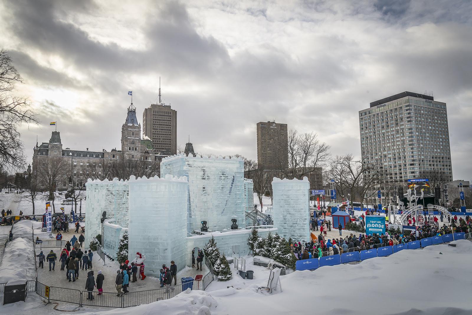 Le 60e Carnaval de Québec