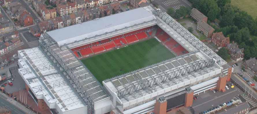 Anfield Stadium - Liverpool FC Guide   Football Tripper