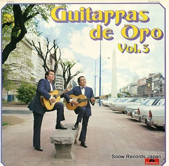 GUITARRAS DE ORO vol.3