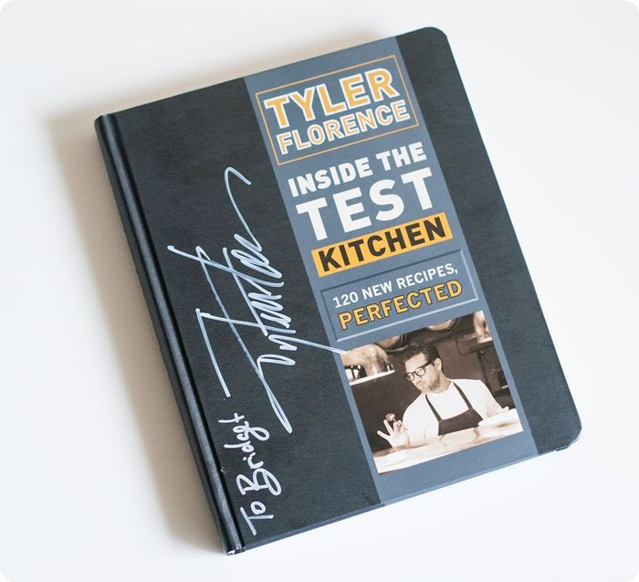 tyler florence: inside the test kitchen