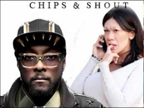 remix di scream & shout con nicole minetti e le amiche chips