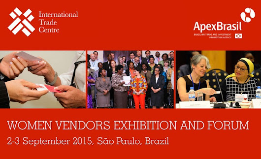 Women Vendors Exhibition and Forum 2015 - Consultoria de Marketing Curitiba - Sorttie Soluções Criativas