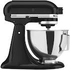 KitchenAid KSM85 4.5-Quart Mixer - Onyx Black