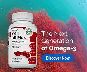 NKO Krill Oil supplement