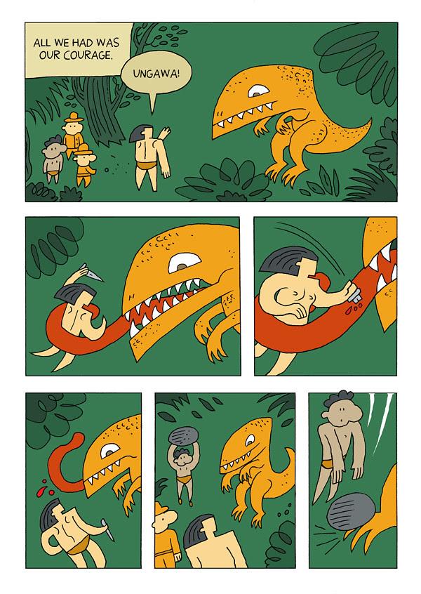 9 bob jungle