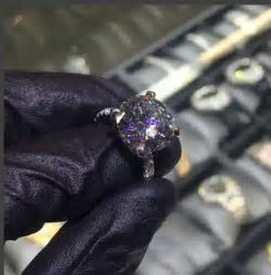 Blac Chyna?s Engagement Ring From Rob Kardashian ? See Her