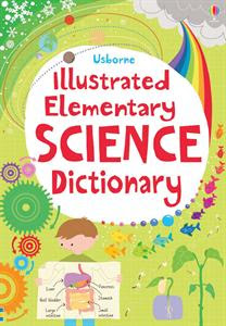 Elementary science dictionary for kids