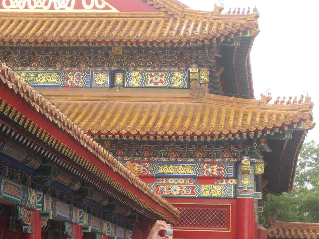 Rooftops, Forbidden City