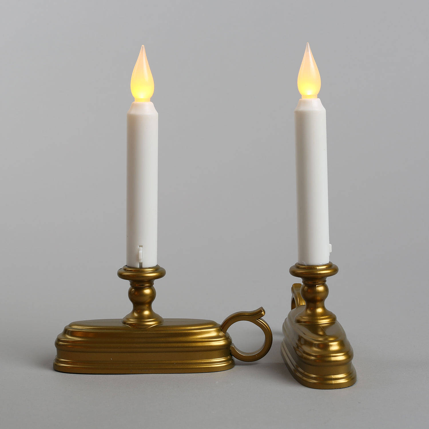 Lights.com | Flameless Candles | Window Candles | White 9 ...