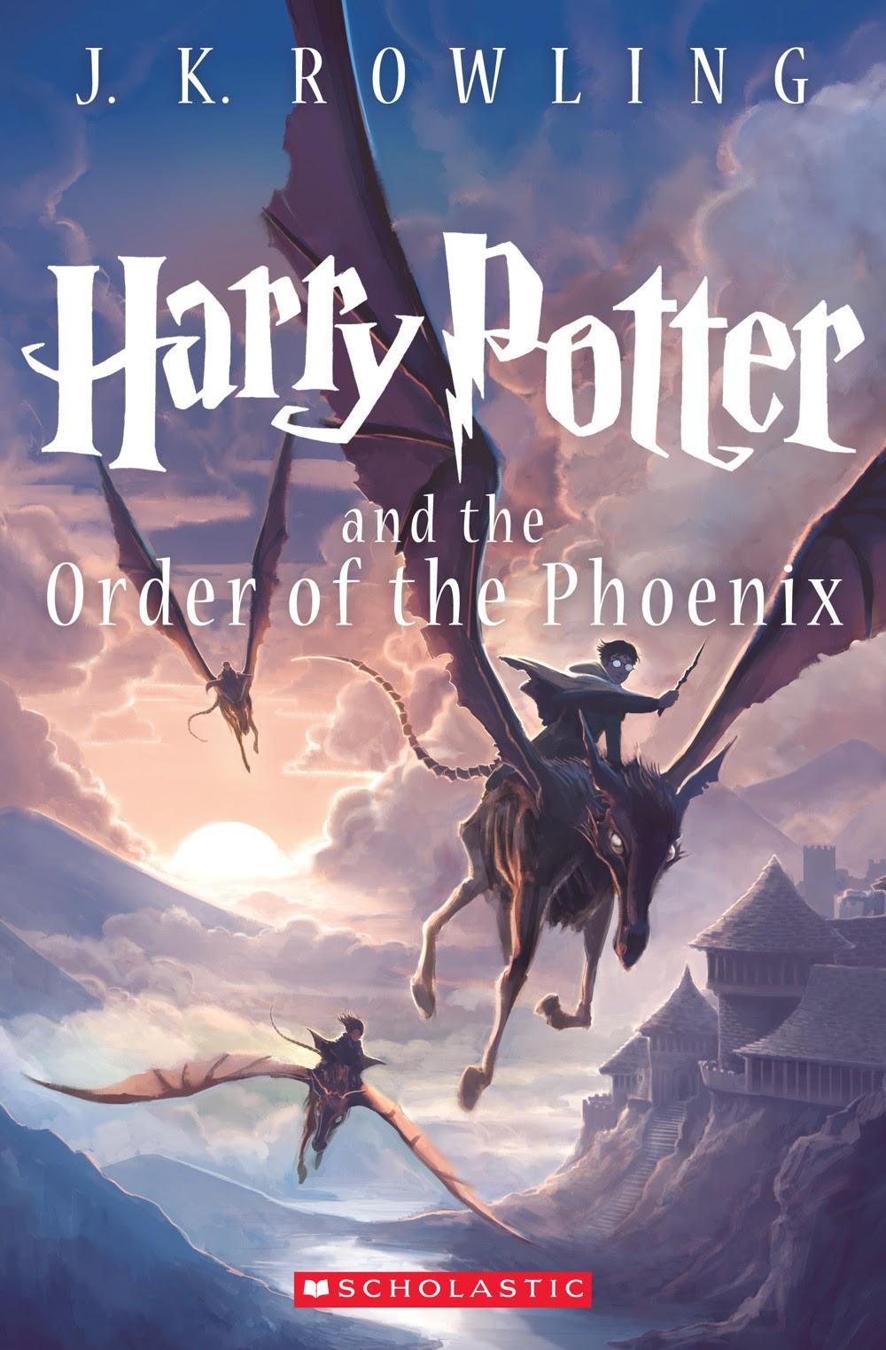 Harry Potter 5 especial