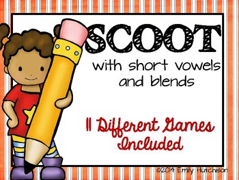 http://www.teacherspayteachers.com/Product/Phonics-Scoot-Short-Vowels-and-Blends-1302753