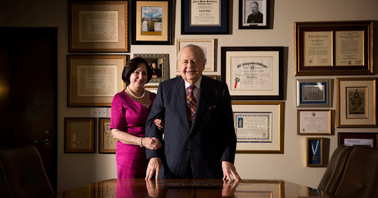 Tom Benson and His Family Are Locked in Inheritance Dispute Over Saints and Pelicans