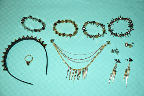 DIY: tutorial accessori con borchie
