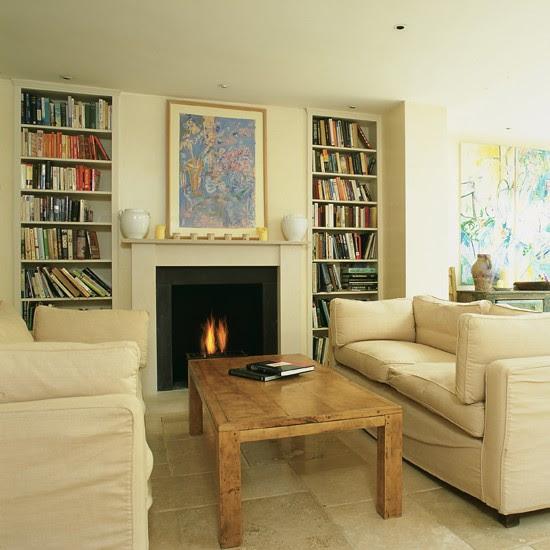 Living Room Alcove Ideas (17 Image) | Wall Shelves