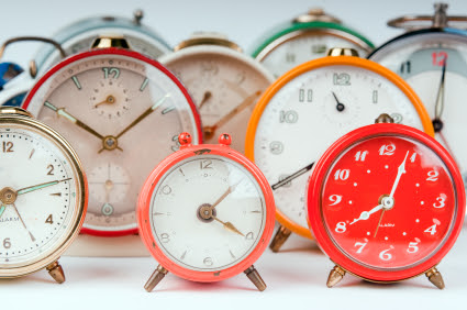 Against the Clock: Timing Tips for Test-Takers