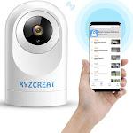 Pet Camera, Wireless Security Camera Indoor Night Vision Camera with 2-Way Audio FHD (1080P)