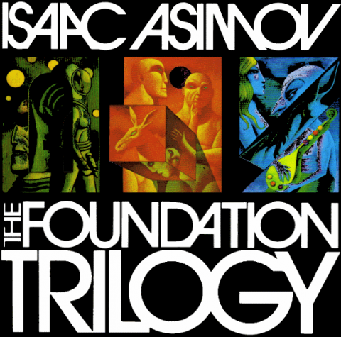 Free: Isaac Asimov's Epic Foundation Trilogy Dramatized in Classic Audio