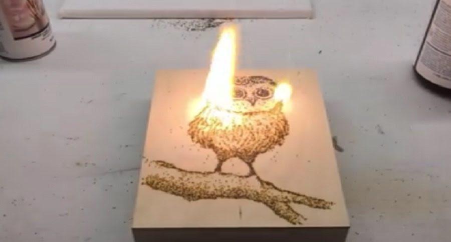 Wood Burning Ideas Affordable Diy Wood Burning Projects Wood