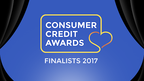 Announcing...the Consumer Credit Awards 2017 Finalists