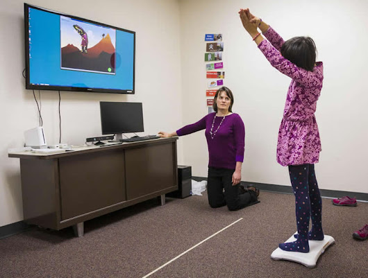 Video Game Improves Balance in Youth With Autism