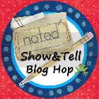 Show & tell Blog hop
