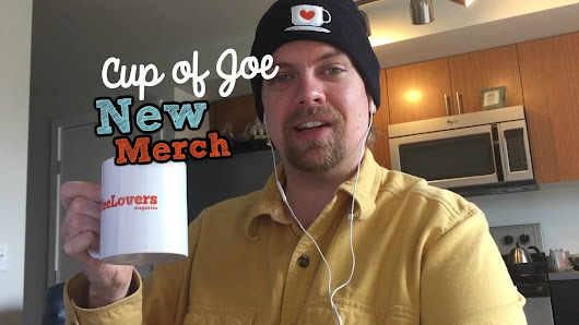 A Bunch of New Stuff – Cup of Joe 3-6-17