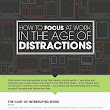 How to Focus at Work in the Age of Distractions