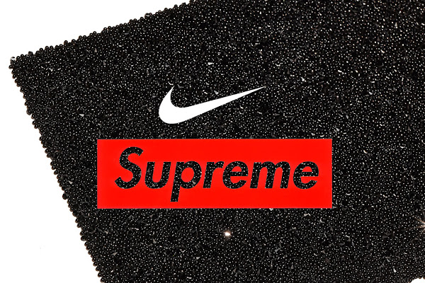 002828cd66 Supreme's Next Nike Collaboration Is A $500 Swarovski Air Max 95