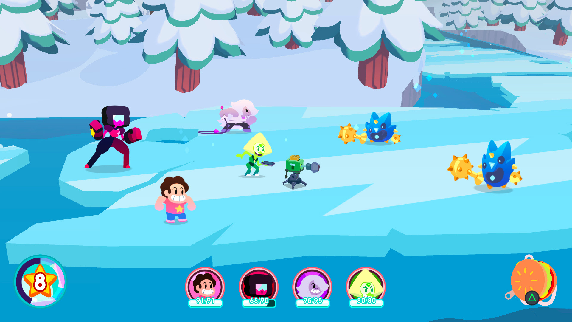 The new Steven Universe console game is easy on the eyes screenshot