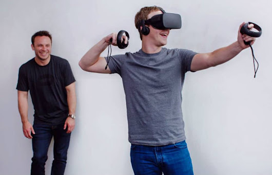 Zuckerberg: 'One Million People Use VR Every Month'