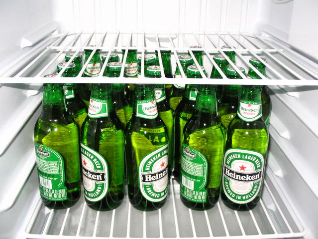 Cerveza Heiniken