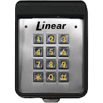 Linear AK 11 Exterior Digital Keypad
