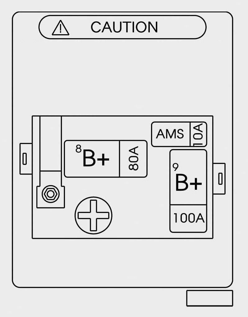 Hyundai Genesis 2015 2016 Fuse Box Diagram Auto Genius