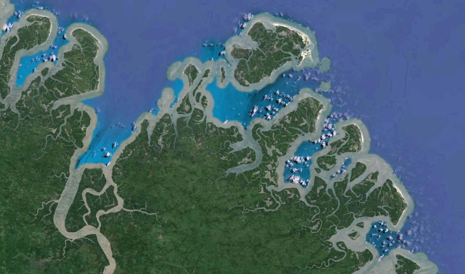 Área de proteção Ambiental das Reentrâncias Maranhenses
