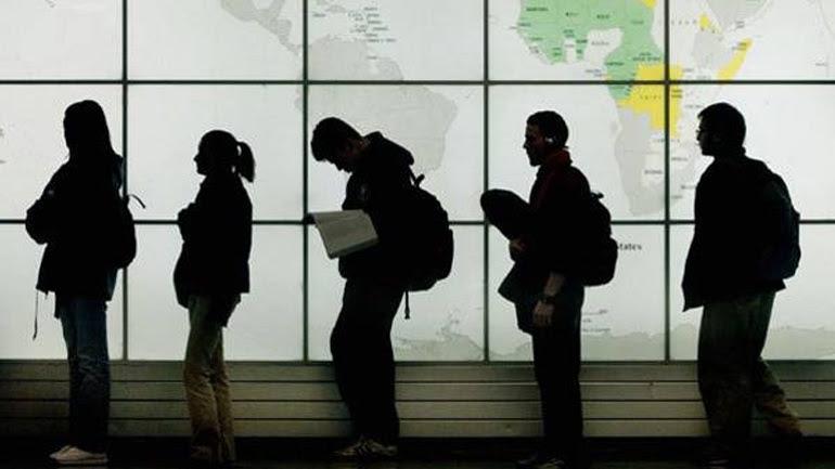 Αποτέλεσμα εικόνας για μετανάστευση επιστημονικού δυναμικού