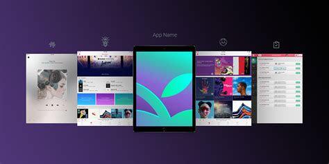 apple ipad pro app screen mockup psd good mockups