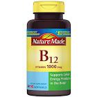 Nature Made Vitamin B-12 Liquid Softgels, 1000 mg - 90 count