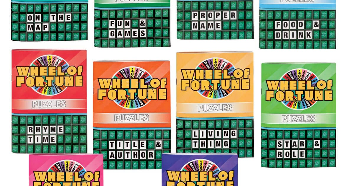 On The Map Wheel Of Fortune